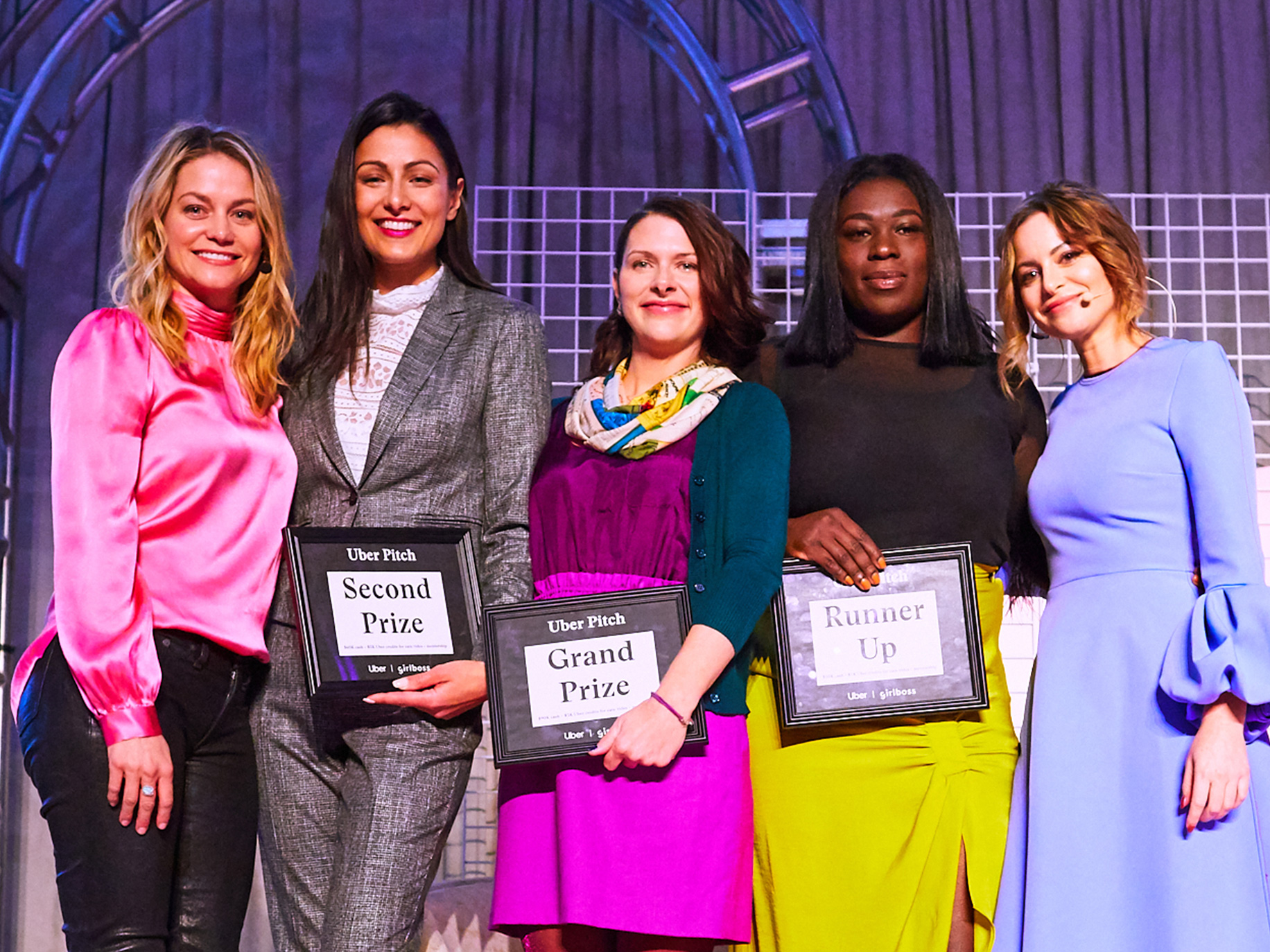 Meet The Uber Pitch Winners Who Took Home Over $200,000
