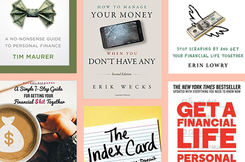 6 Books That Will Help You Save Money Without Totally Boring You