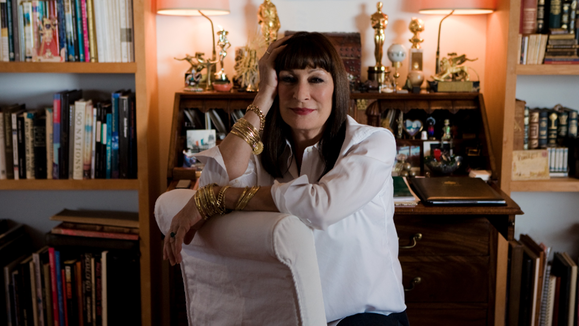 Anjelica Huston Is As Depressed About The Treatment Of Women As You Are