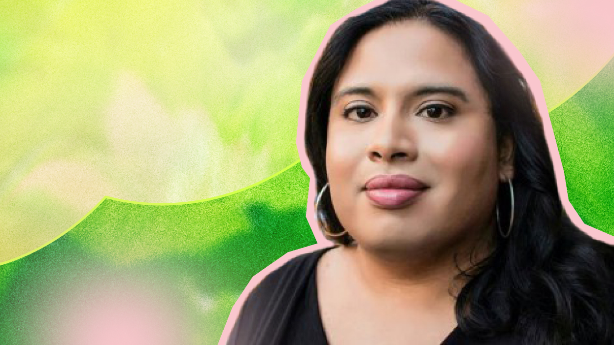 Raffi Freedman-Gurspan on How to Advocate for a Seat at the Table