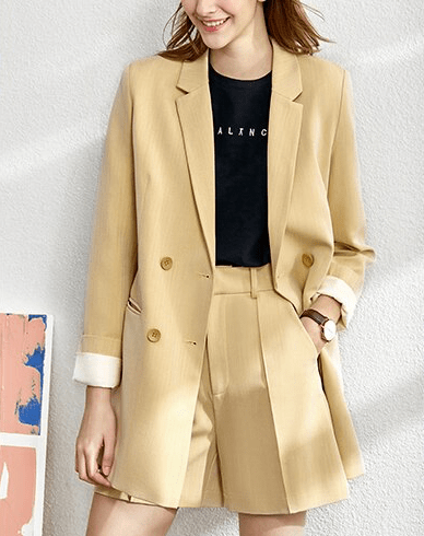 Suit for Women worn by a model