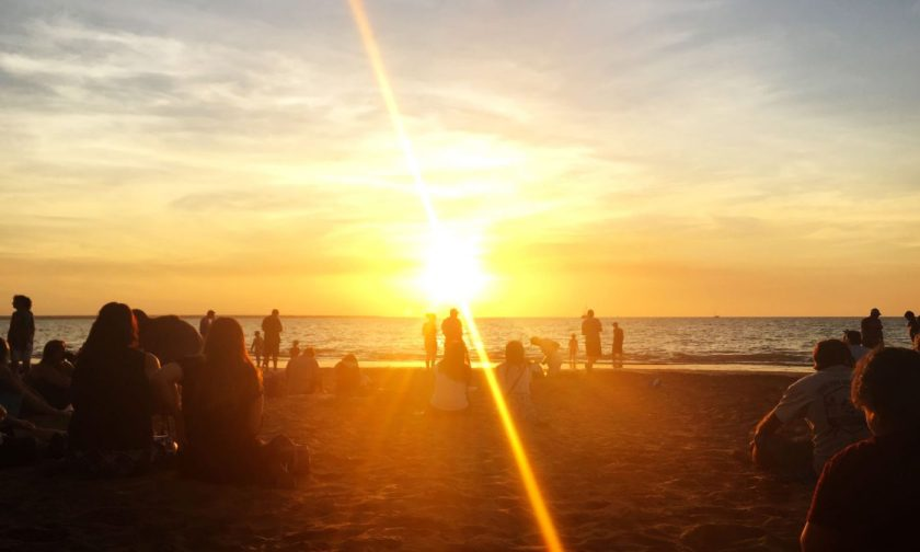 Mindil Sunset Beach