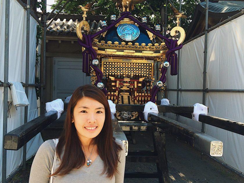 Mikoshi Shrine