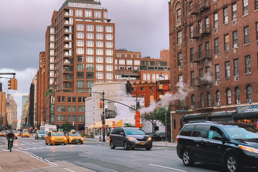 Steaming NYC
