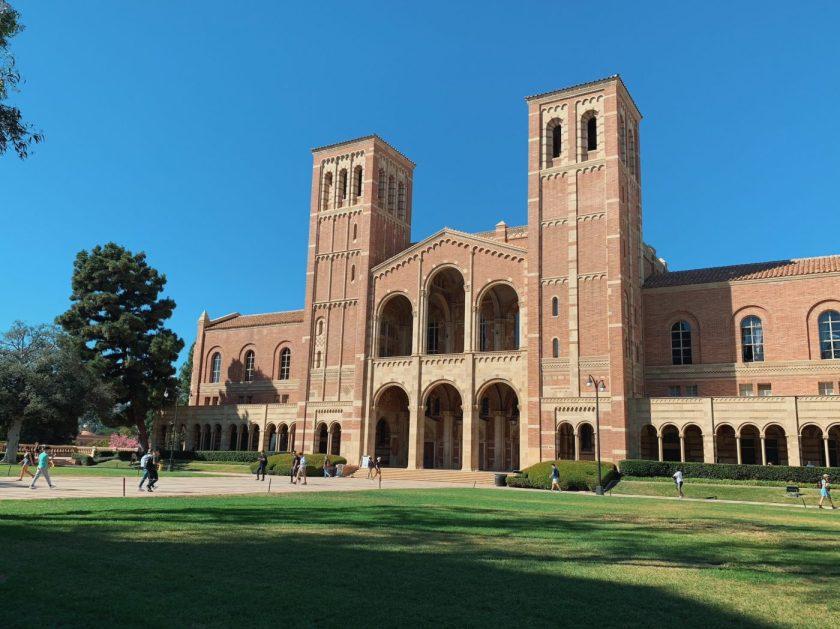 Royce Hall at UCLA