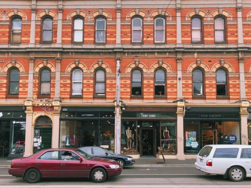 Brunswick Street Fitzroy