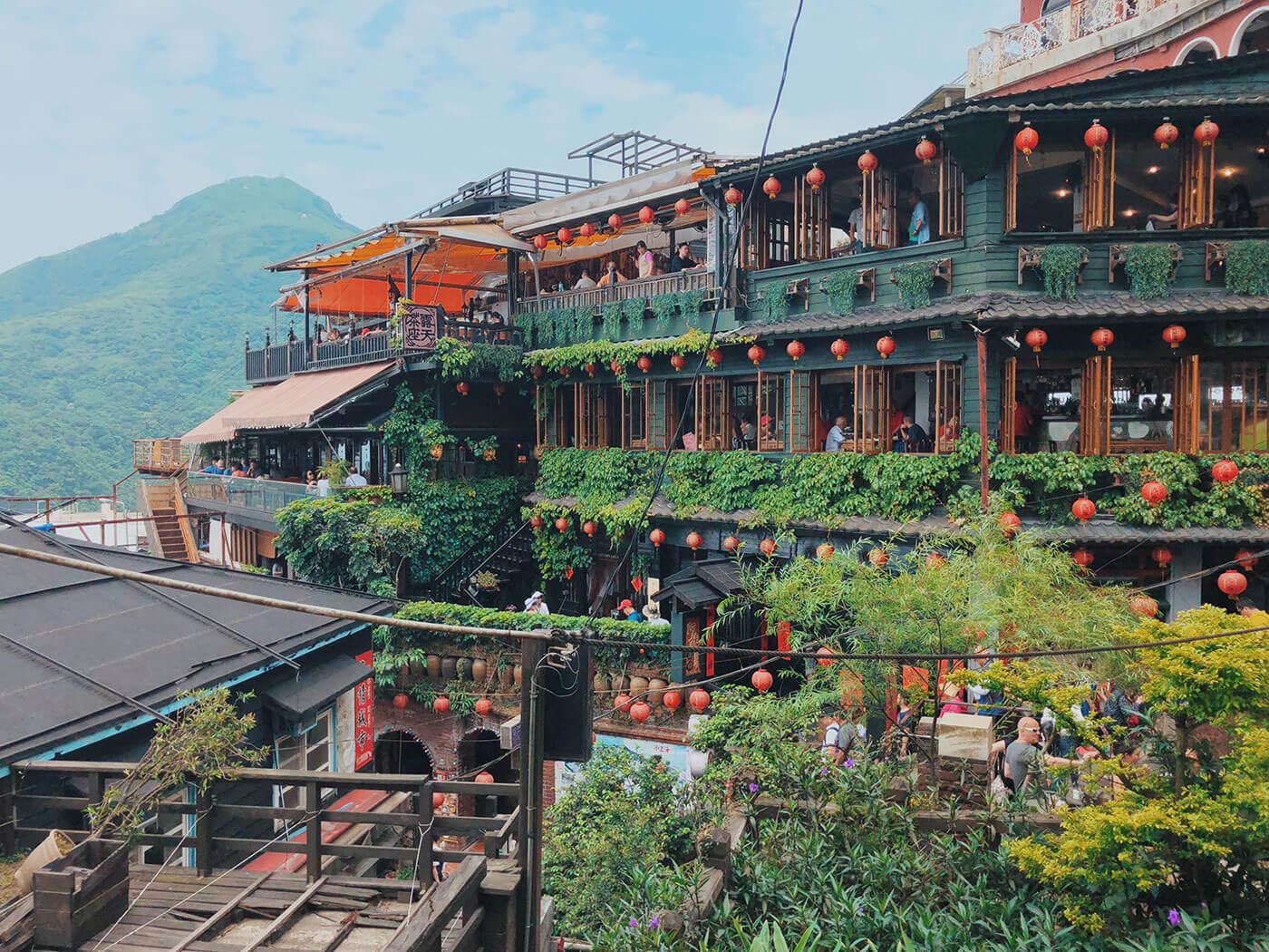 visiter taiwan visiter taipei voyager à taiwan itinéraire taiwan visiter jiufen day tour de taipei