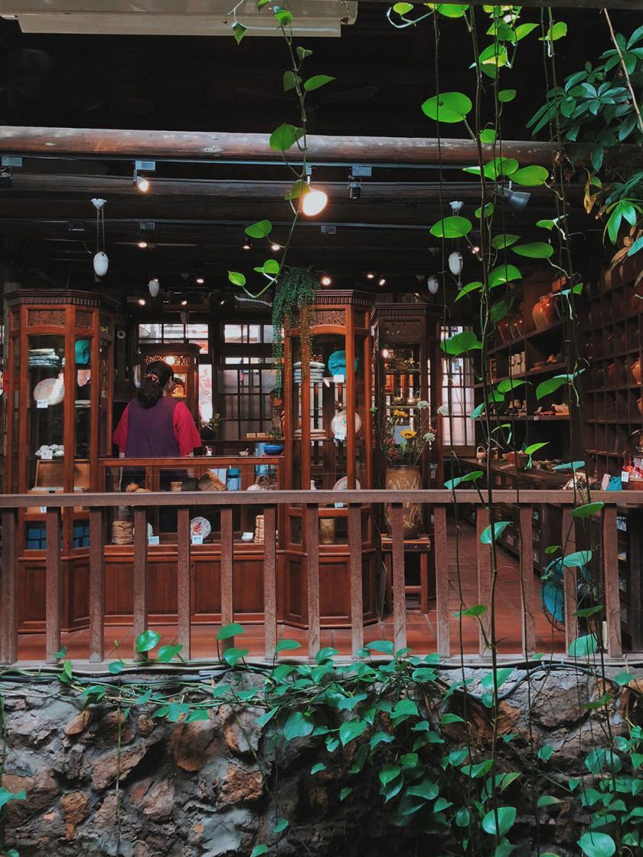 Jiufen Old Street - Teahouse