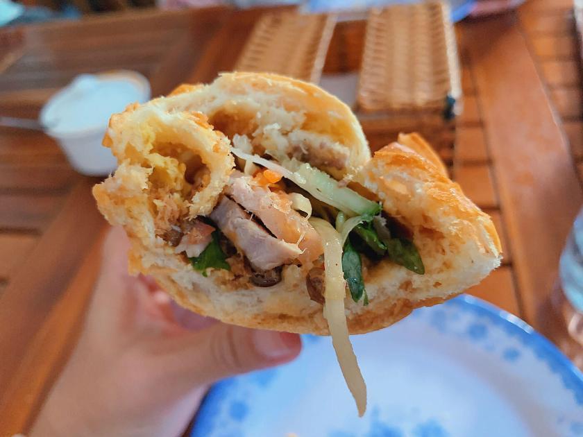 Banh Mi Madam Khanh - Hoi An Food