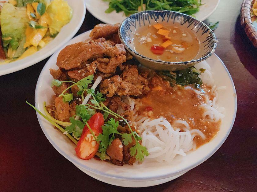 Bun Thit Nuong - Hoi An Food