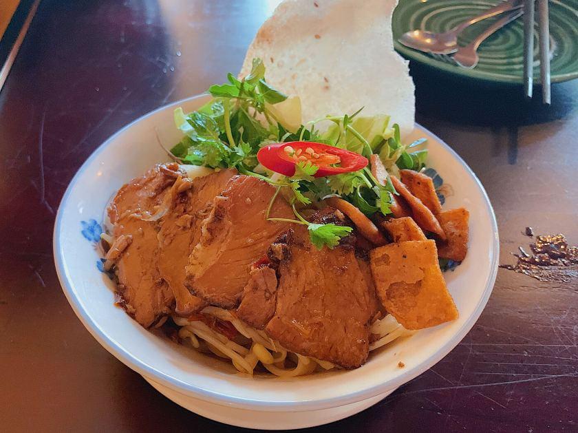 Cao Lau - Hoi An Food