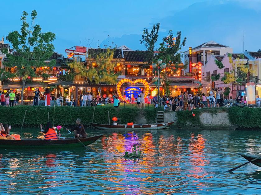 Hoi An Ancient Town Thu Bon River