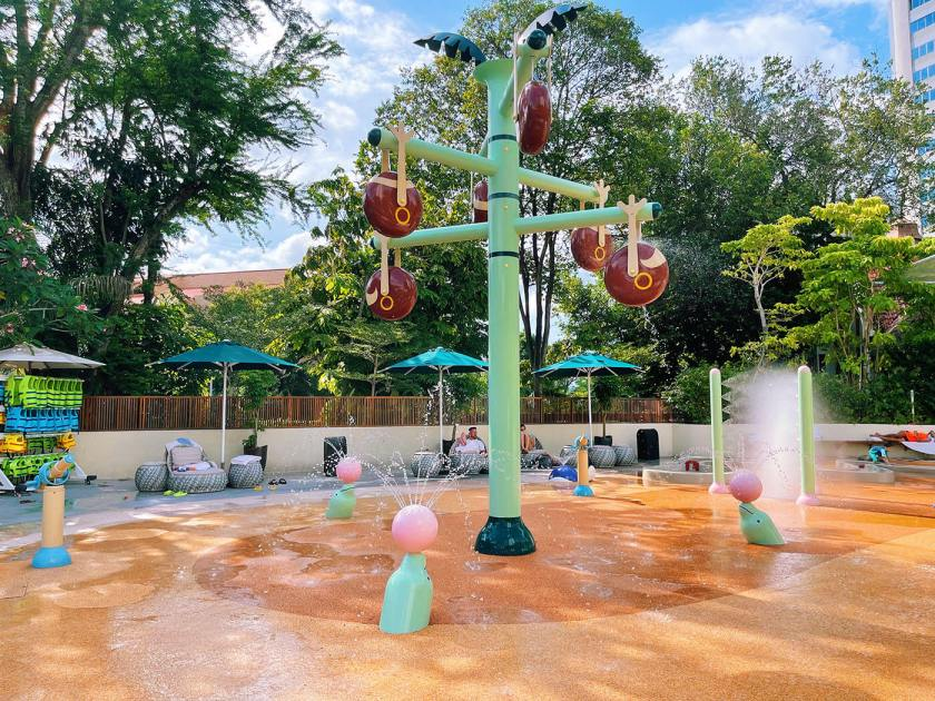 Splash Zone at Shangri-la Orchard