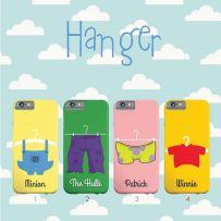 cartoon (hanger)