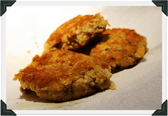 Easy Southen Salmon Patties