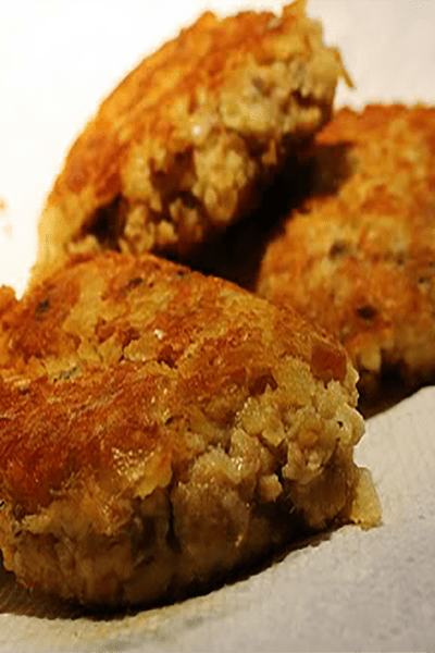 Easy Southern Salmon Patties