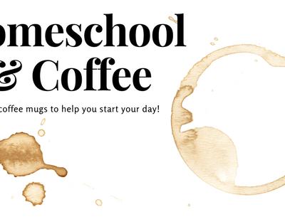 Cute little homeschool coffee mug!