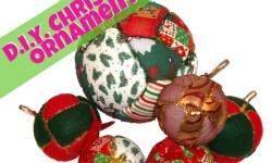Christmas Ball Ornament Ideas/ Homemade Christmas Decorations