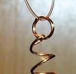 Arts and Crafts. Handmade Jewelry Pendants.
