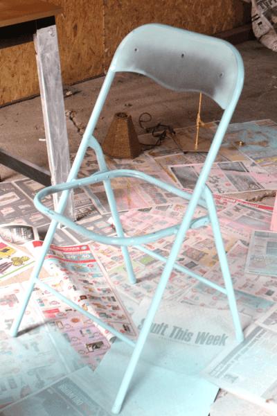 office chair revamp