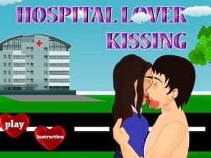 Hospital Lover Kissing