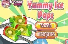 Yummy Ice Pops