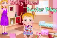 Baby Hazel Doctor Play