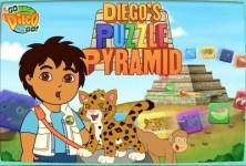 Diego Puzzle Pyramid