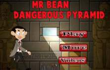 Mr Bean Dangerous Pyramid