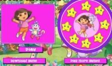 Dora Color Matching Game