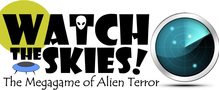Watch the Skies – A pervasive game of Alien Invasion