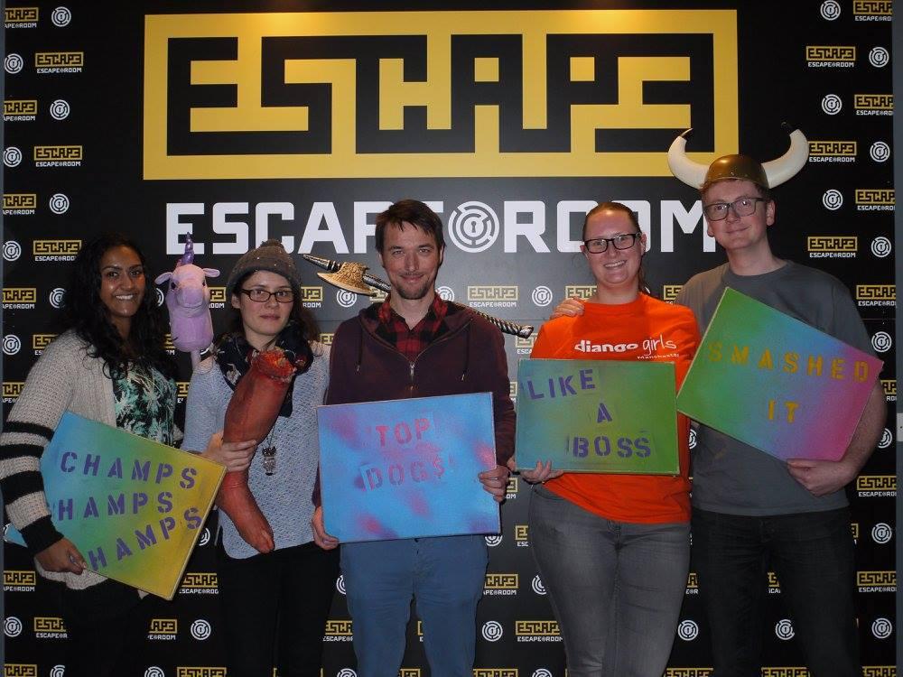 Escape Room, Manchester – Secret Lab