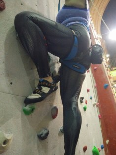 Fierce Edge Cyborg leggings