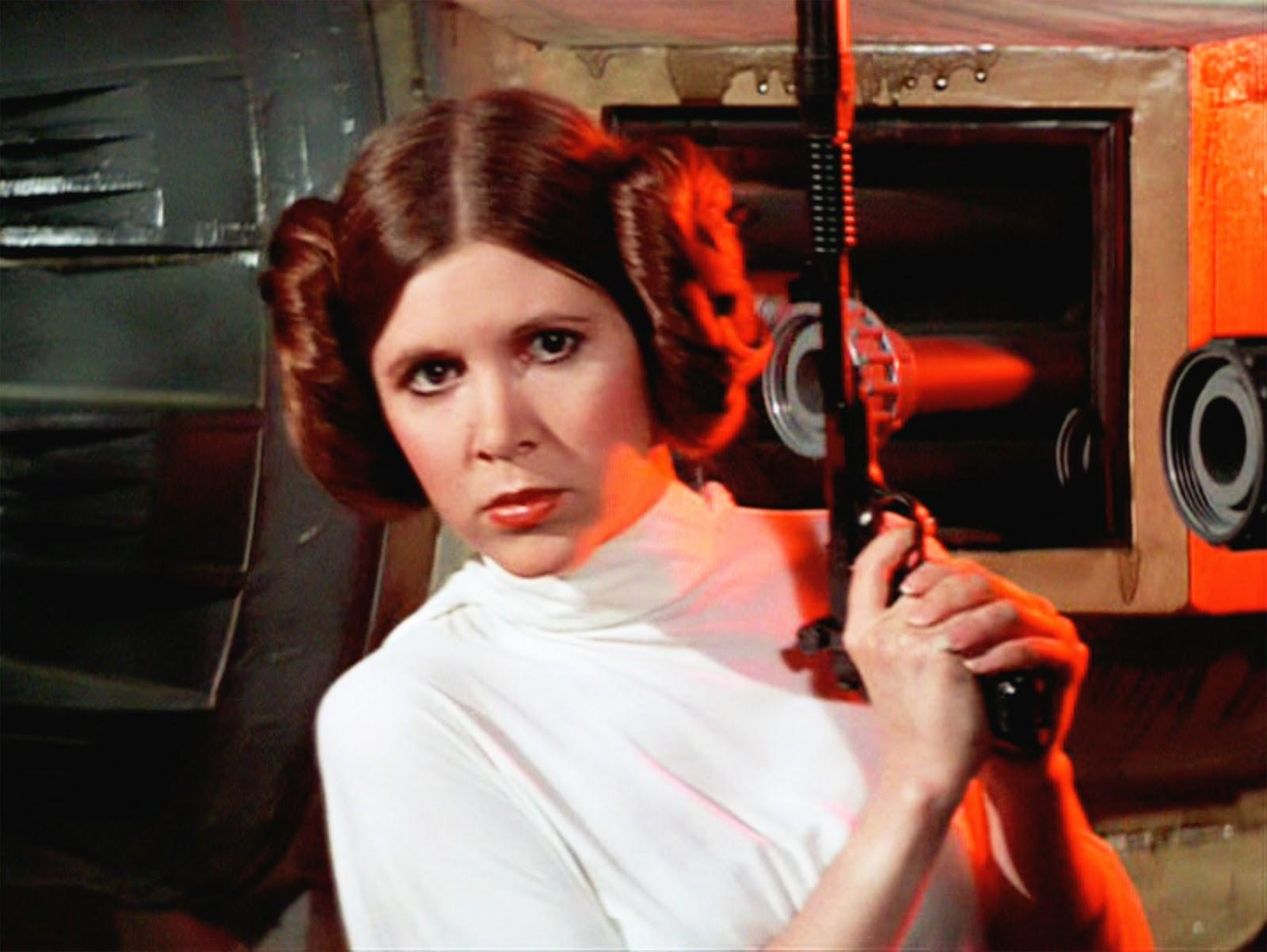 Princess Leia – The Geek's Princess