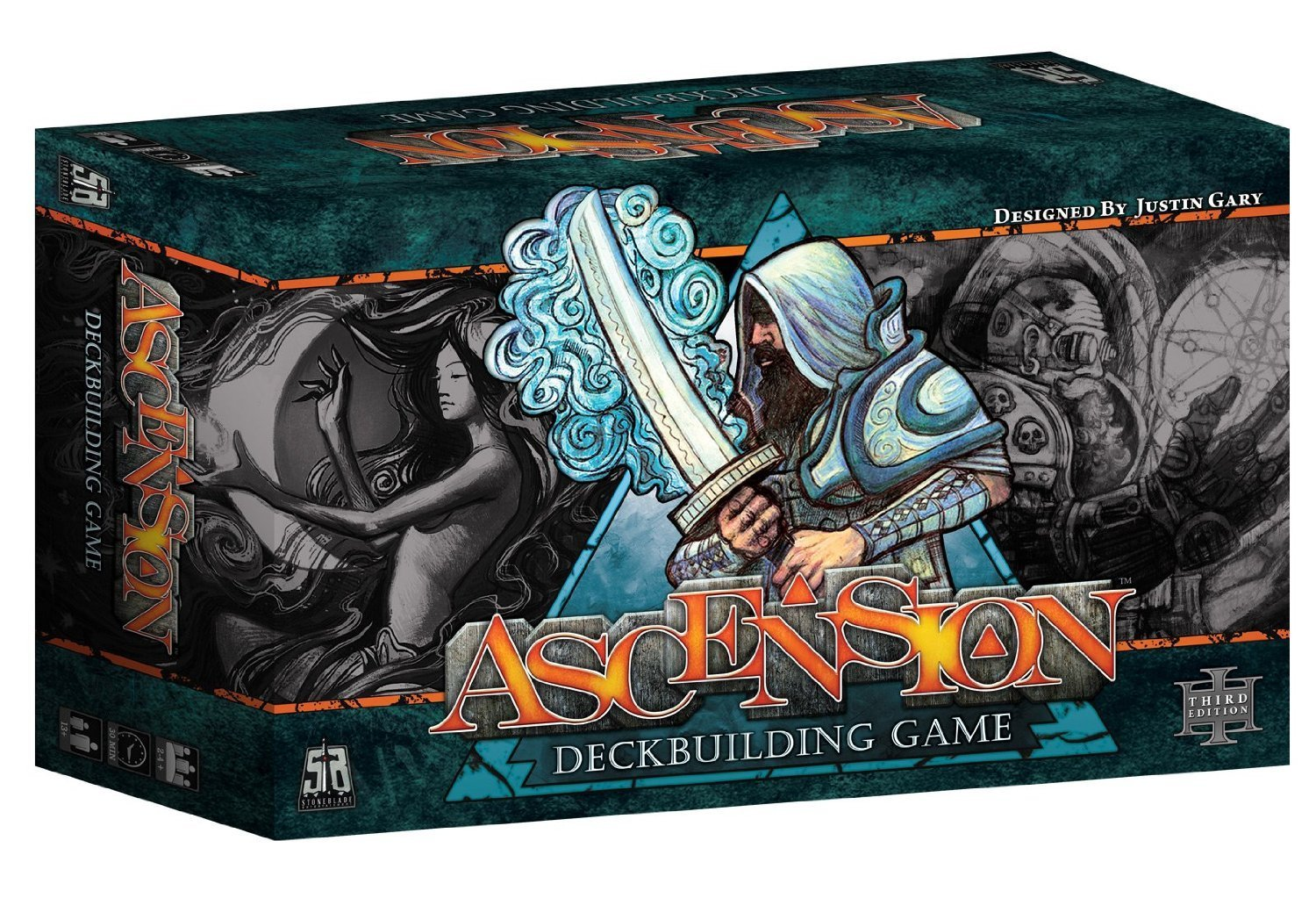 Game Review – Ascension Deck Builder 3rd edition