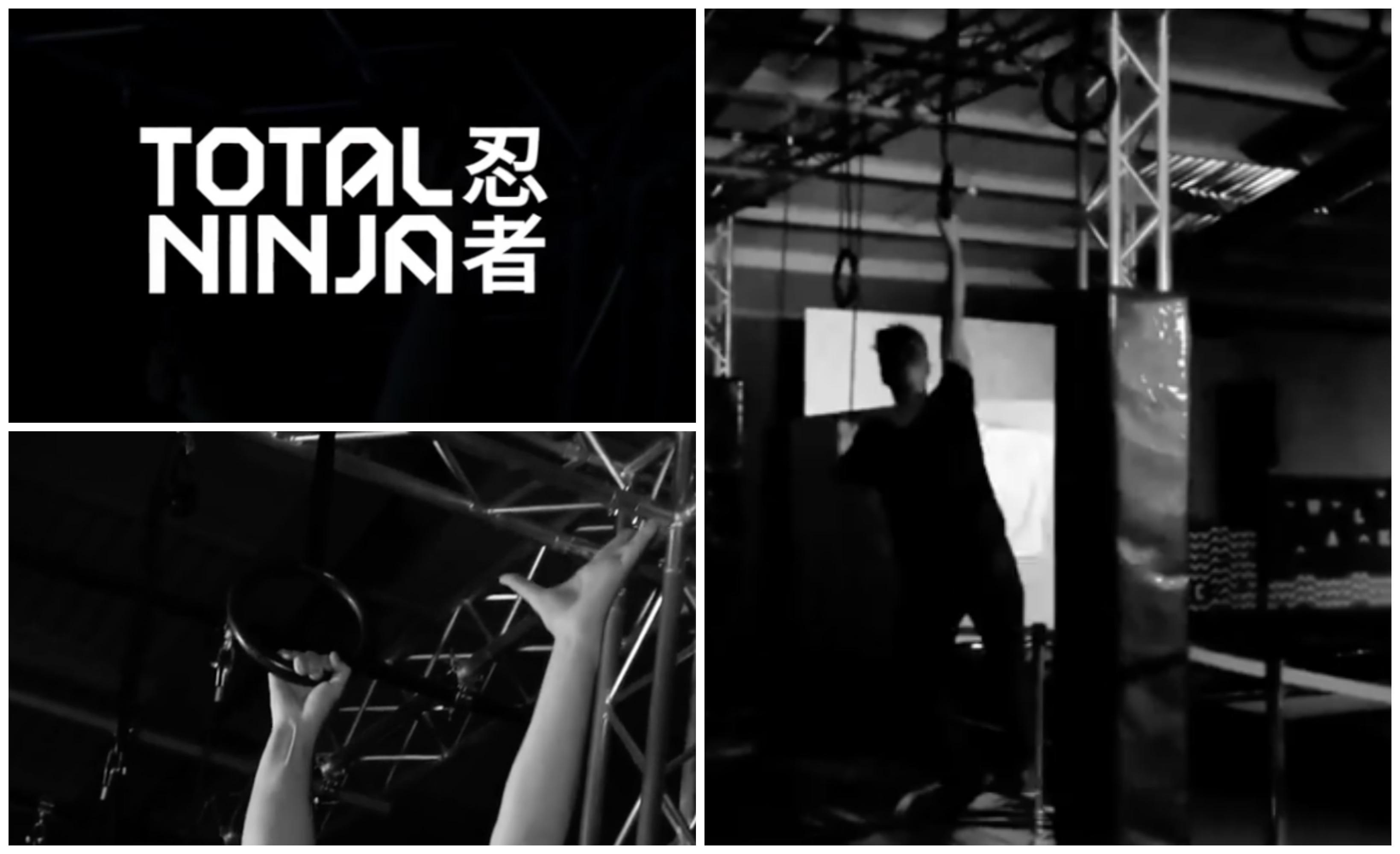 Total Ninja – The World's largest Ninja training park