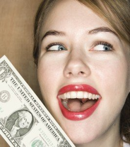 Look, it's you and all your monies!
