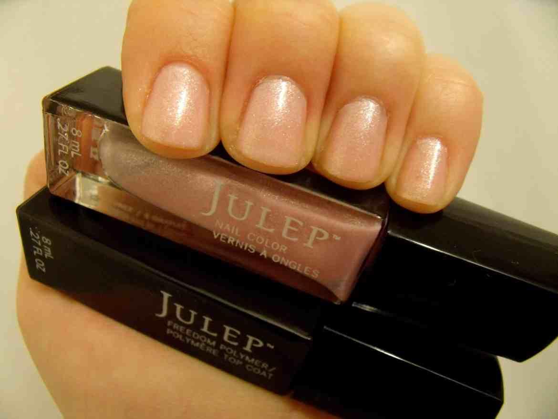 Julep Polish Audrey Swatch