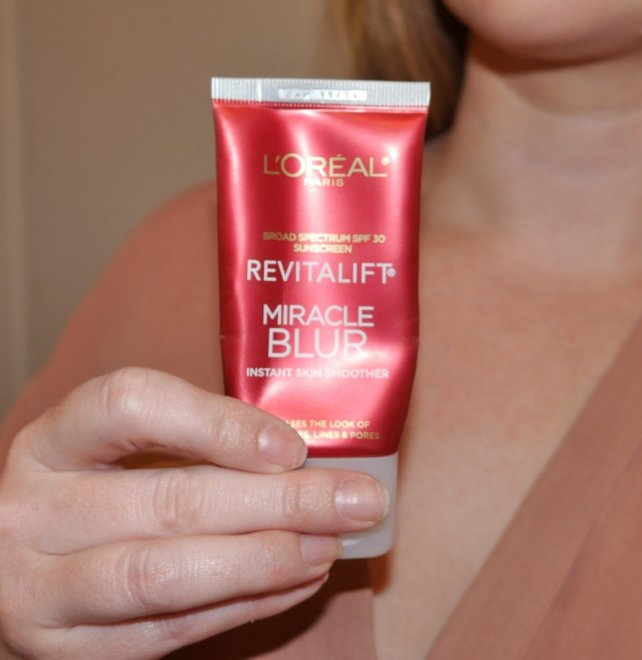 loreal-revitalift-miracle-blur-skin-smoother-primer-spf-30-review-and-demo-sun-damage.jpeg
