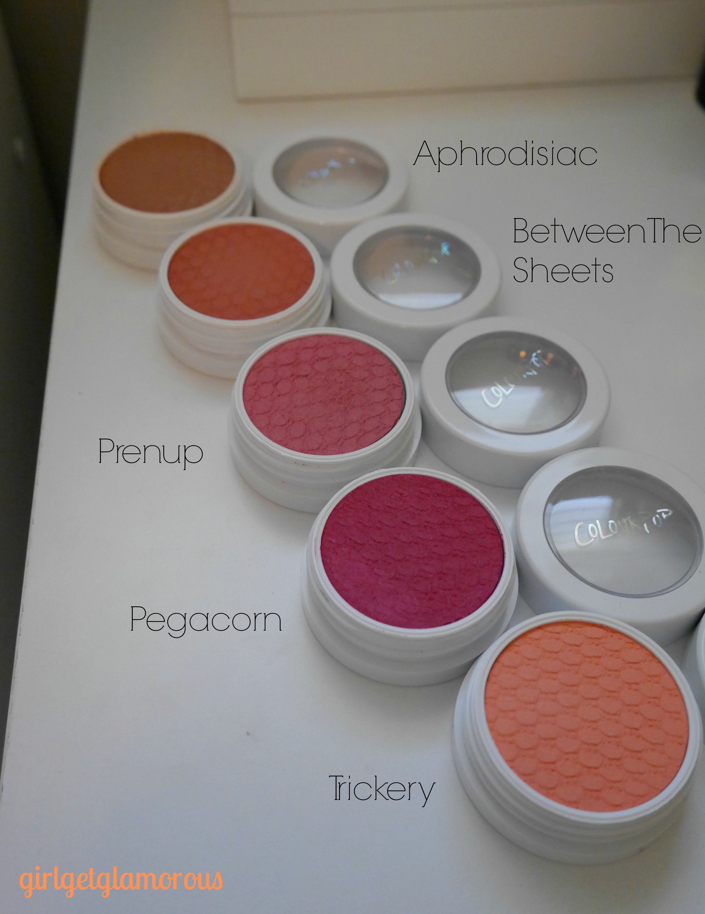 ColourPop Super Shock Cheeks Cream Blush: Swatches