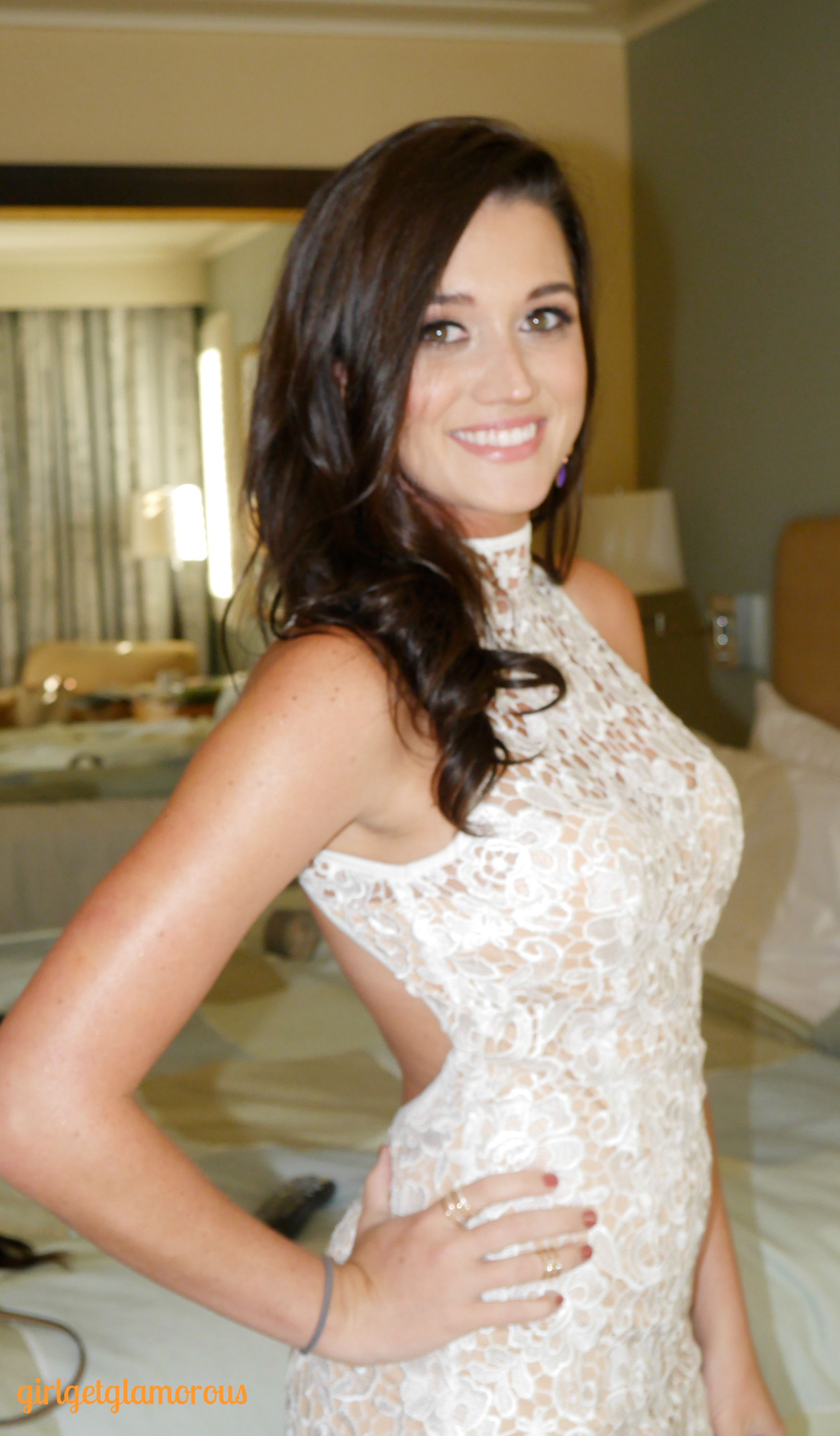Bachelor In Paradise Part 2 Jade S Glam Details Bridal