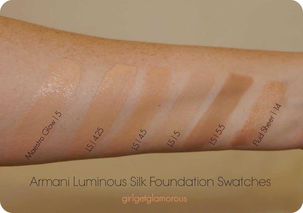Luminous Silk Foundation by Giorgio Armani Beauty #11