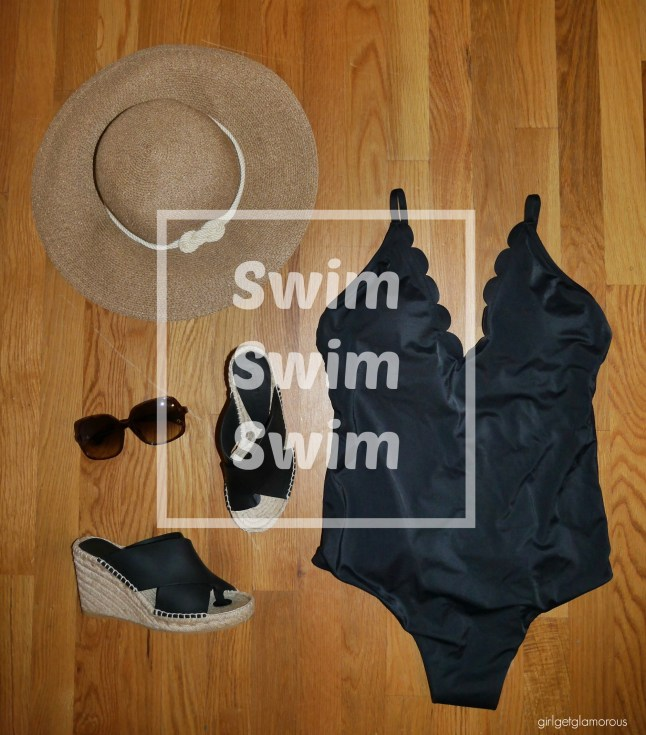 budget friendly one piece swimsuits cute