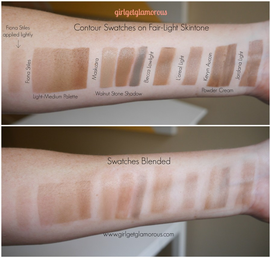 contour-loreal-fiona-stiles-becca-maskcara-swatches-for-strawberry-blondes-and-red-heads-hair-most-natural-products-drugstore-high-end.jpeg