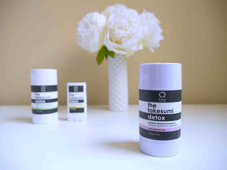 best top all natural deodorant sensitive skin kaia naturals bamboo charcoal deodorants review