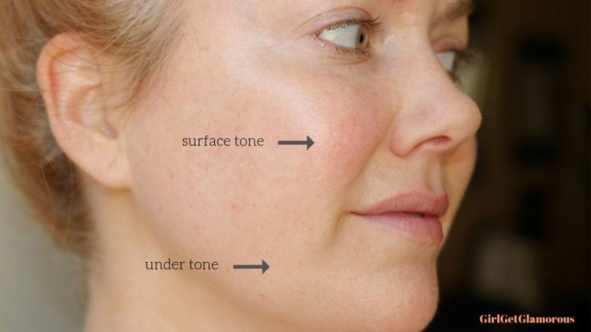 surface tones vs under tones how to tell