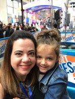 Meghan Trainor concert on The Today Show plaza