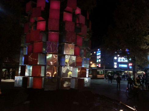 Festival of Lights Lyon - La Fête de Lumiere Lyon