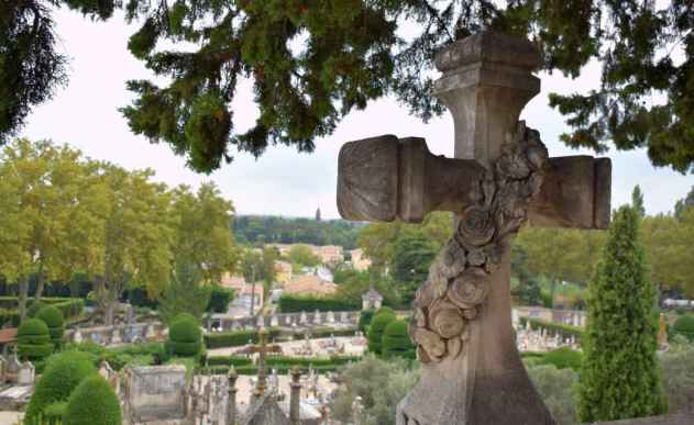 I love French Cemeteries