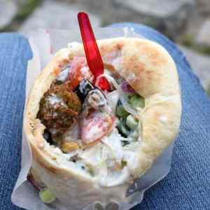 mi-va-mi falafel in Paris